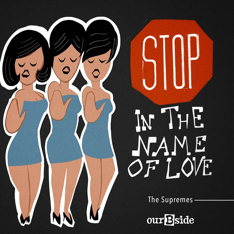Stop In The Name Of Love - The Supremes