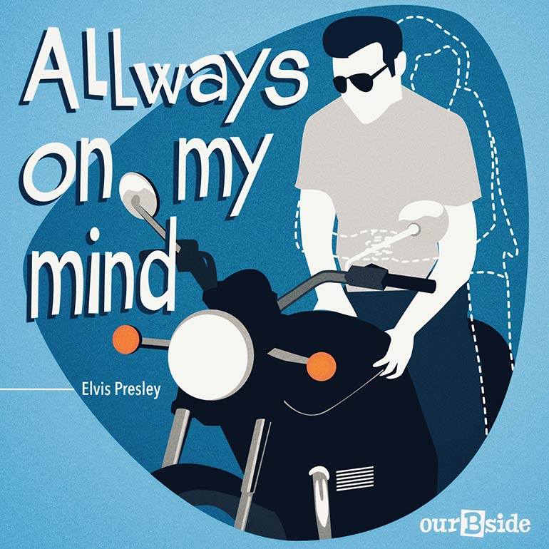 Allways On My Mind - Elvis Presley