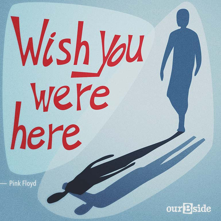 Wish you were here - Pink Floid