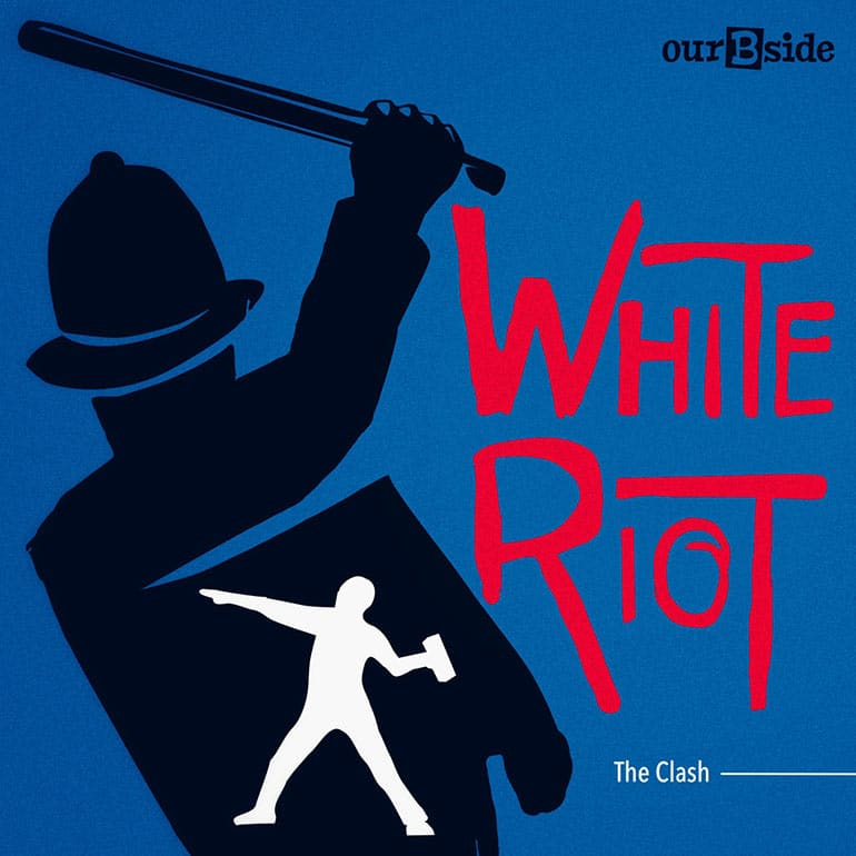 White Riot - The Clash