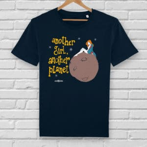Camiseta Another Girl, Another Planet - Hombre