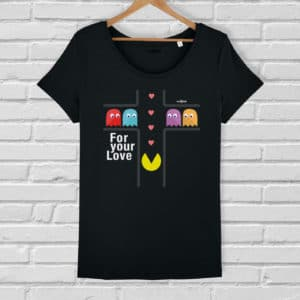 Camiseta For Your Love - Mujer