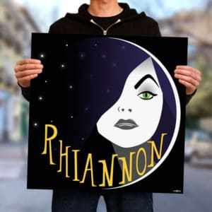 Cuadro Rhiannon