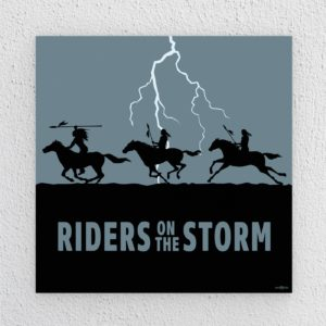 Cuadro Riders On The Storm