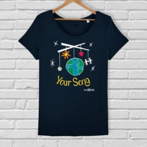 Camisetar Your Song - Mujer