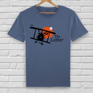 Camiseta The Letter - The Box Tops