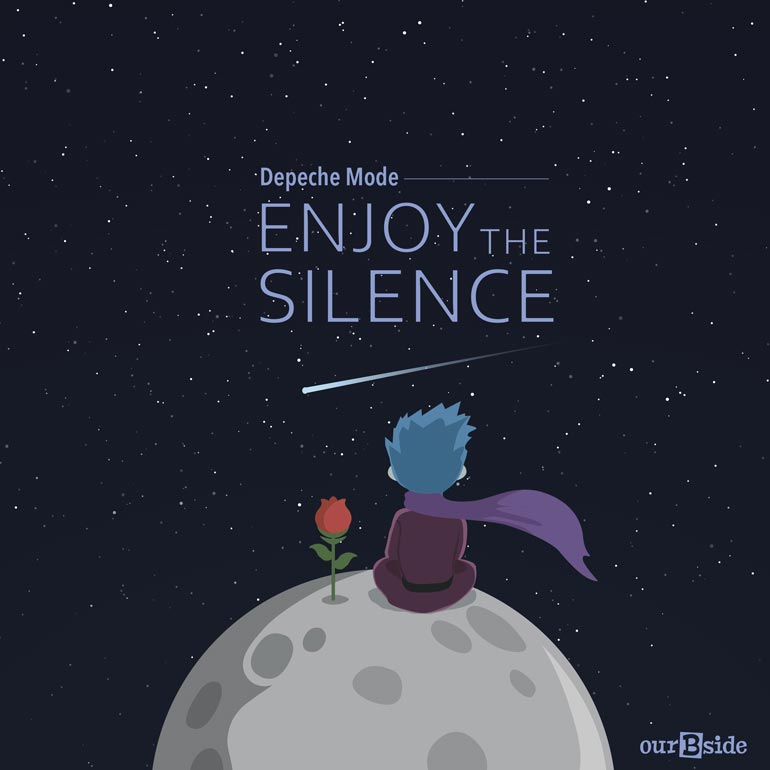 Enjoy The Silence - Depeche Mode