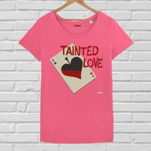 Camiseta Tainted Love - Chica