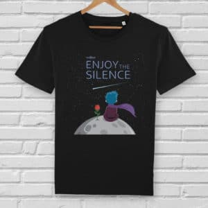 Camiseta Enjoy The Silence -Depeche Mode