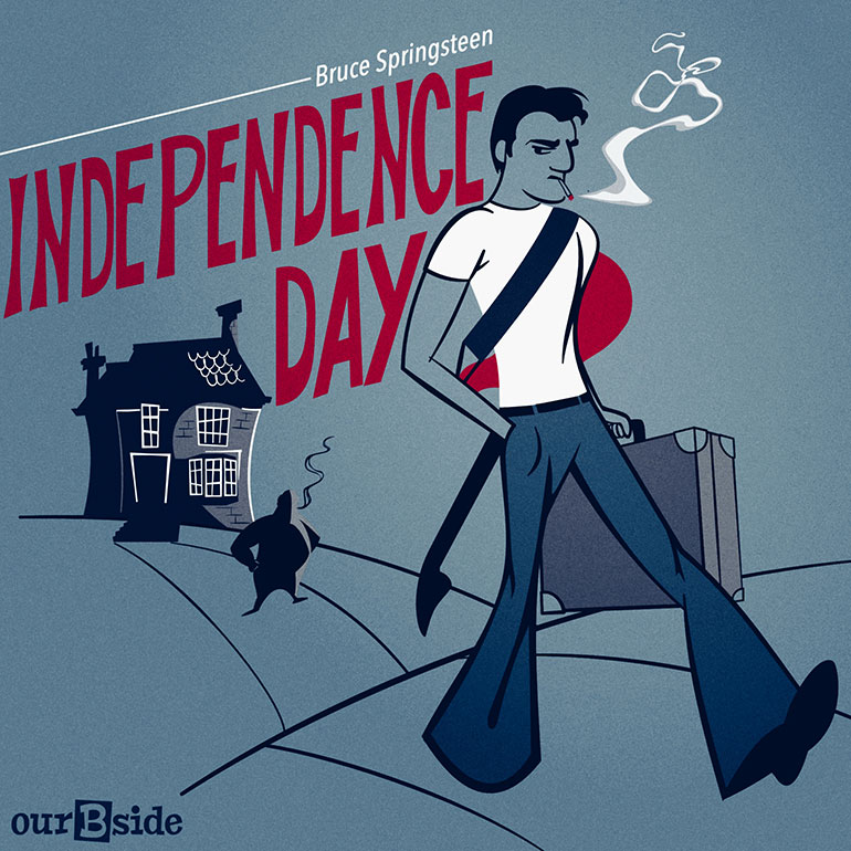 Independence Day - Bruce Springsteen