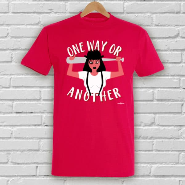 Camiseta One Way or Another - Blondie