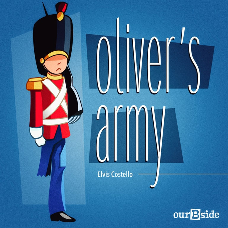 Oliver's Army - Elvis Costello